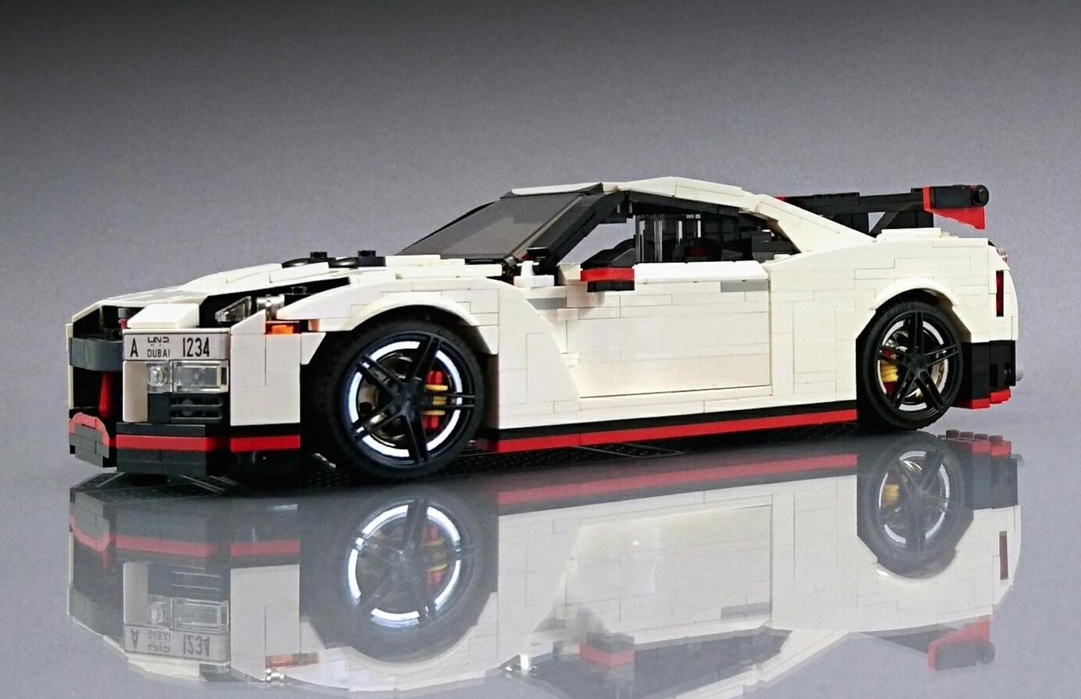 Lego Nissan Gt R Nismo Is The Perfect Father S Day Gift