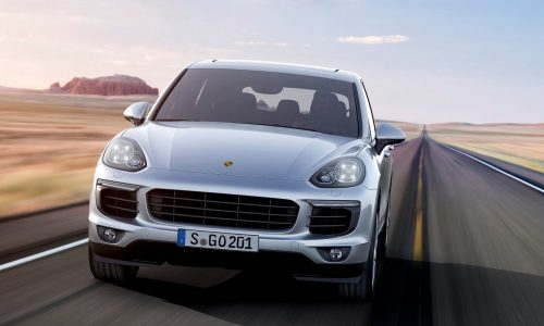 Porsche Australia to roll out recall for 3.0 TDI, following emissions scandal