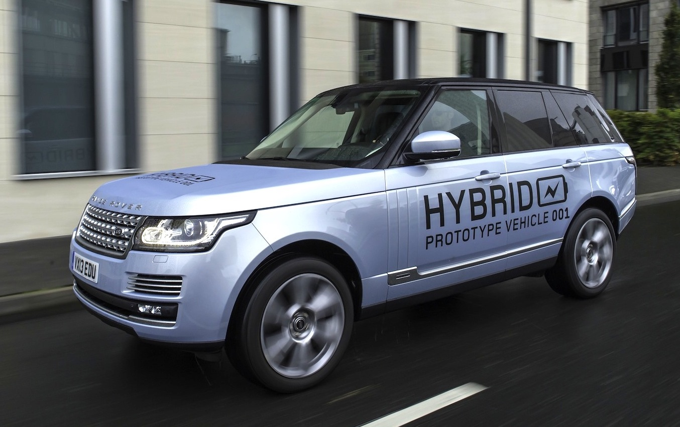 Range Rover To Launch All New 2 0l Plug In Hybrid In 2018