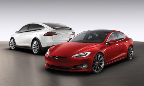 Tesla Model S & X updated, '75' 0-100km/h cut by 1 second