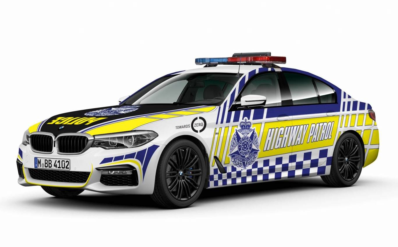 Ford Victoria 2017 >> BMW 530d highway patrol cars to join Victoria police fleet | PerformanceDrive