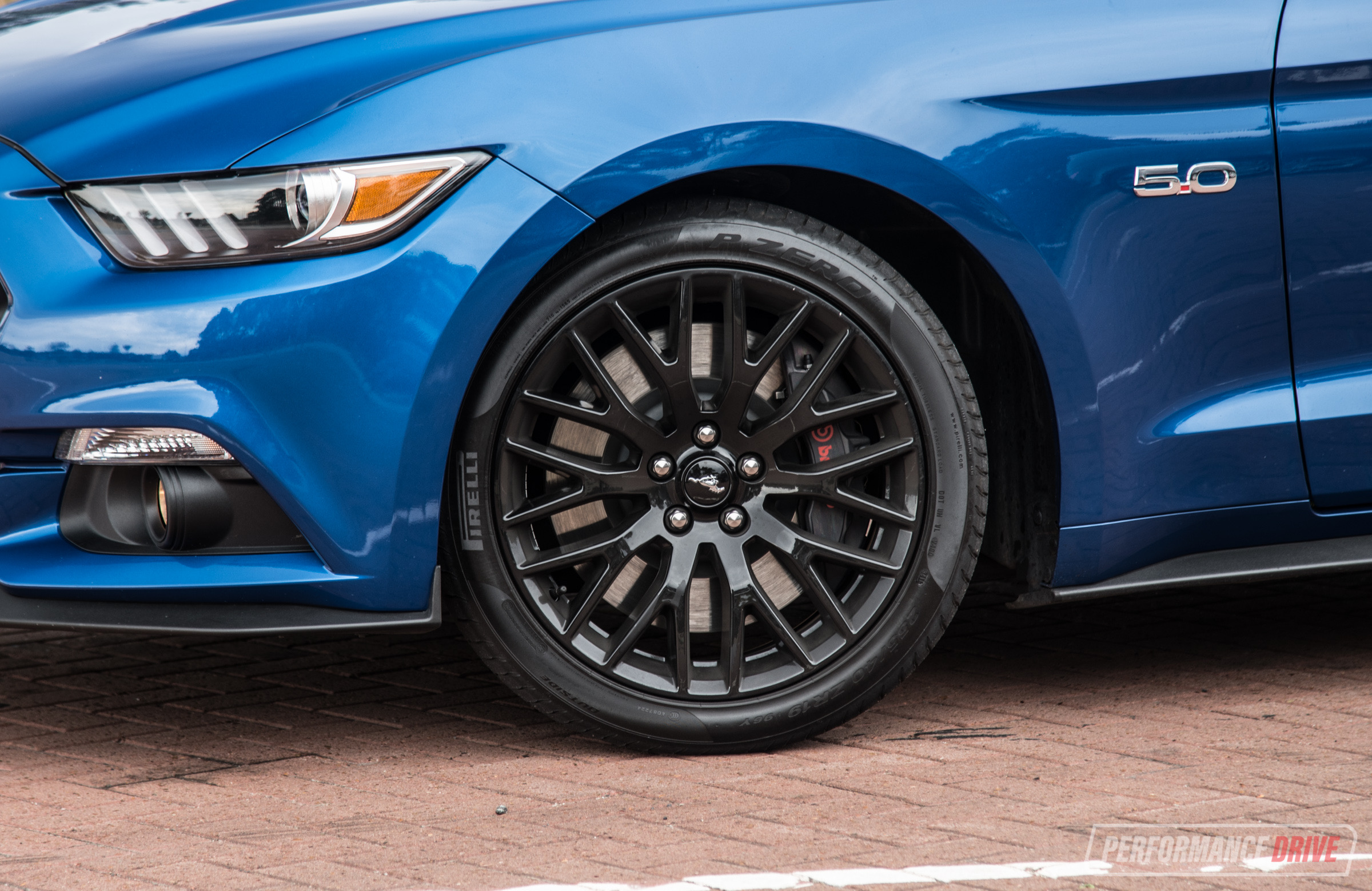 Ford Mustang Gt Brakes