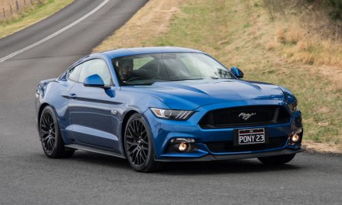 2017 Ford Mustang GT review (video)