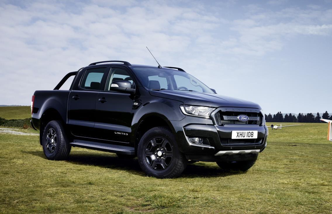 Opel Jeep 2017 >> Ford Ranger Black Edition announced in Europe ...