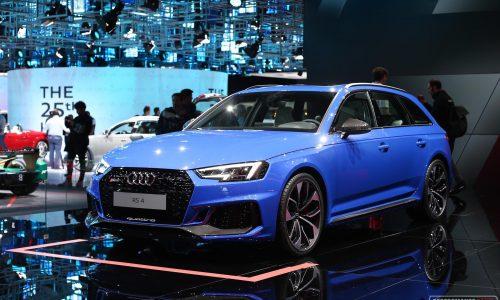 2017 Frankfurt Motor Show highlights – mega gallery