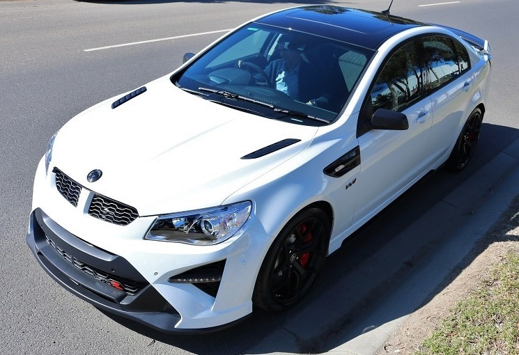 For Sale: 2017 HSV GTSR W1 with 22km on the clock | PerformanceDrive
