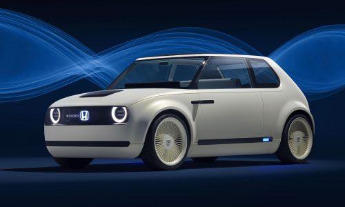 Honda reveals retro Urban EV Concept, on sale in 2019