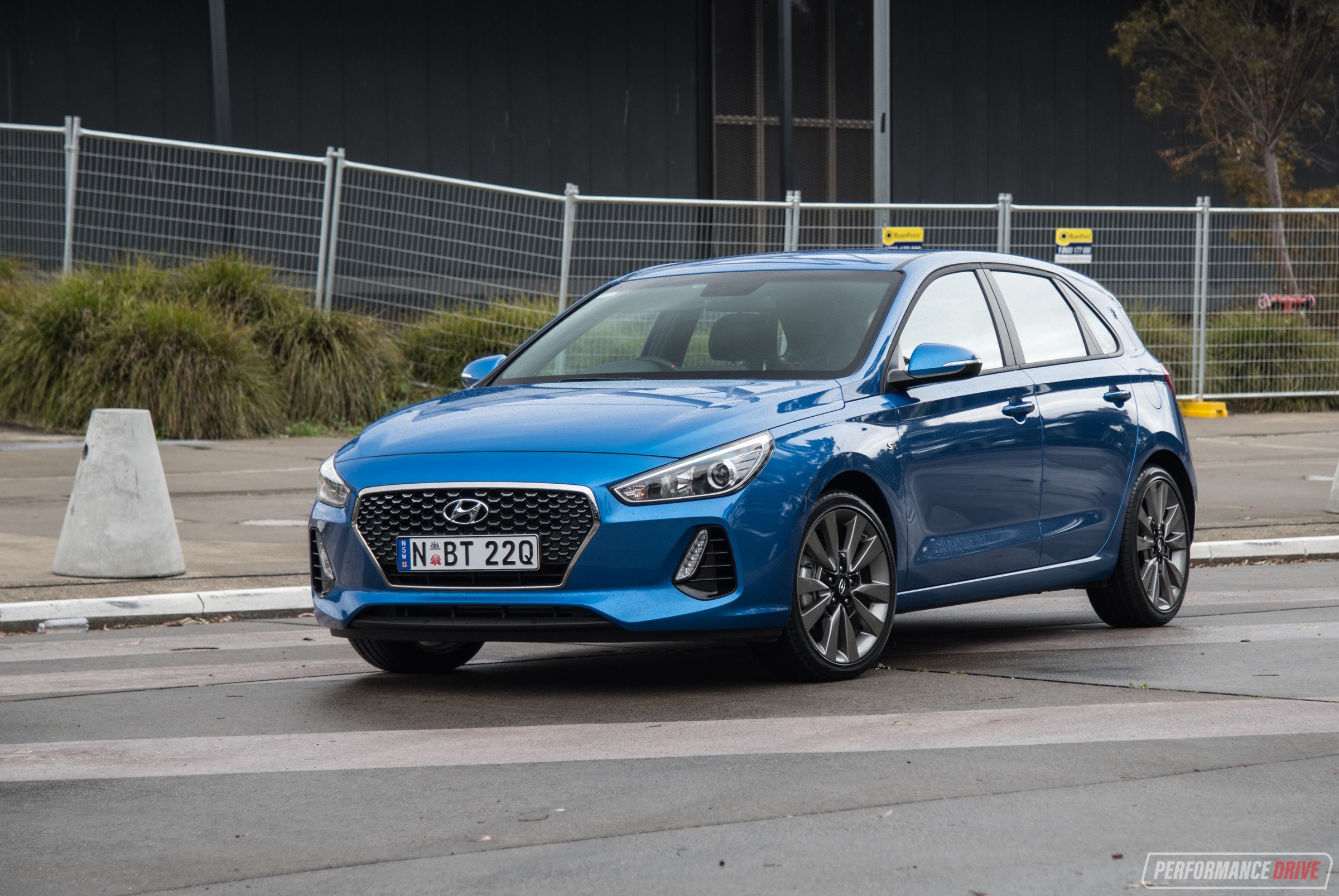 2018 Hyundai i30 SR manual review (video) | PerformanceDrive