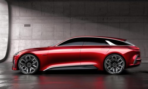 Jaw-dropping Kia Proceed Concept revealed