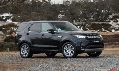 2017 Land Rover Discovery Sd4 HSE review (video)