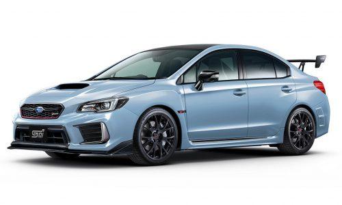 Subaru WRX STI S208 heading to Tokyo show, 450 units planned