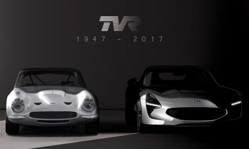 New TVR previewed one last time before Goodwood Revival debut
