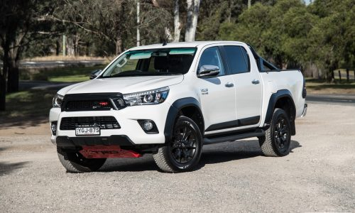 2017 Toyota HiLux TRD review (video)