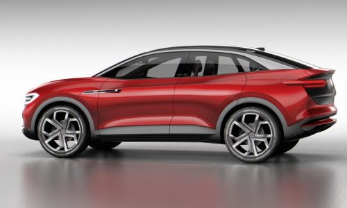 Volkswagen I.D. CROZZ updated, gets ready for 2020 production