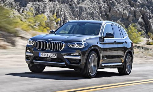 2018 BMW X3 on sale in Australia in November, prices confirmed