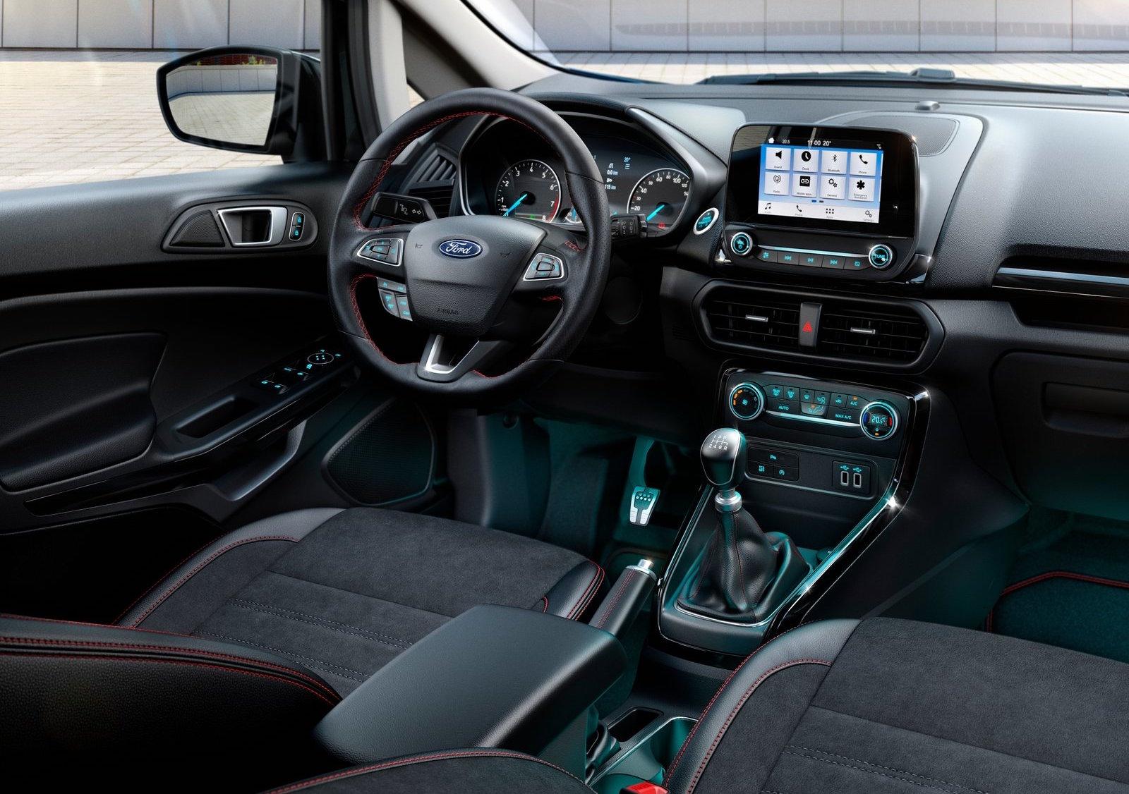 Image Result For Ford Ecosport Facelift Interior