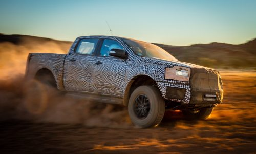 Ford Ranger Raptor confirmed, on sale in Australia in 2018