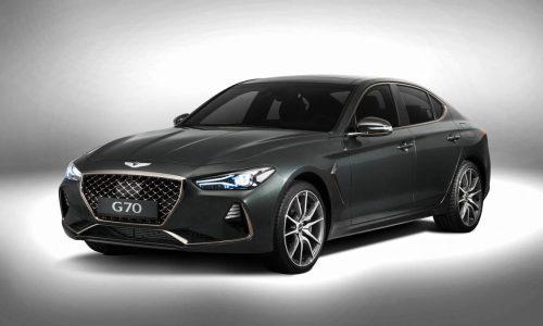 All-new Genesis G70 revealed, 3.3TT does 0-100km/h in 4.7
