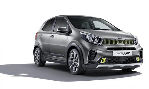 Kia announces Picanto X-Line crossover in Europe, gets 1.0T