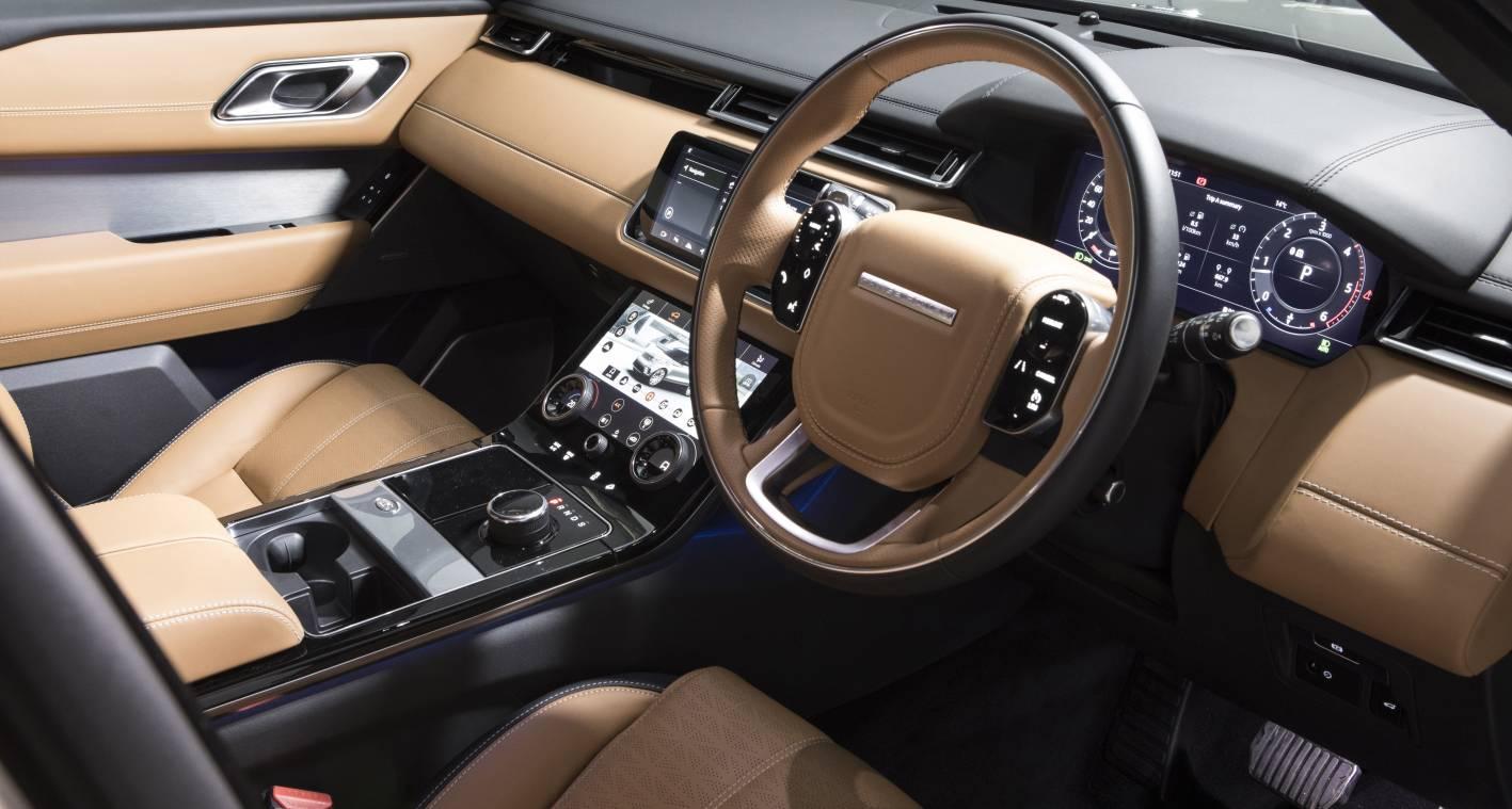 Range Rover Velar Now On Sale In Australia From 70 662