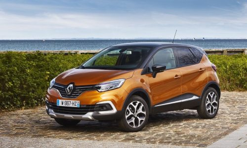 2018 Renault Captur on sale in Australia from $23,990