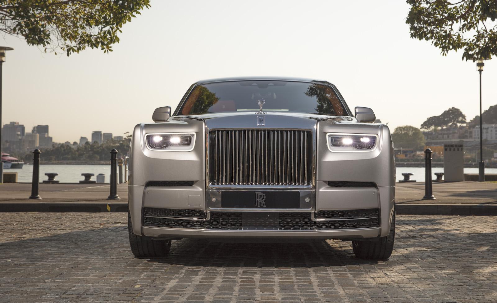 New Rolls-Royce Phantom VIII debuts in Australia ...