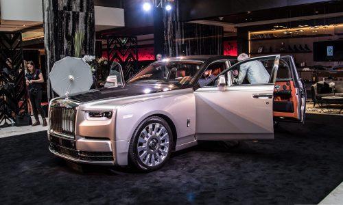 New Rolls-Royce Phantom VIII debuts in Australia