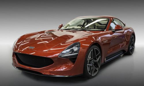 2018 TVR Griffith officially revealed