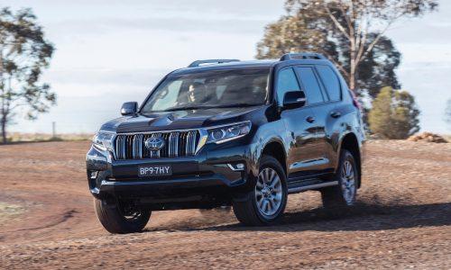 2018 Toyota Prado revealed, on sale in Australia in November