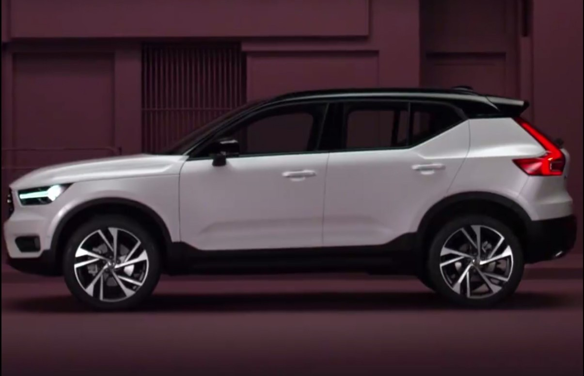 Jaguar Small Suv >> 2018 Volvo XC40 leaked online, T5 hybrid confirmed | PerformanceDrive
