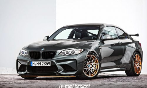 BMW M2 CS Competition (CS) production to be limited to 1000
