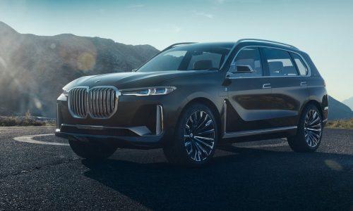 BMW X7, X2, 8 Series, new Z4 confirmed for Australia