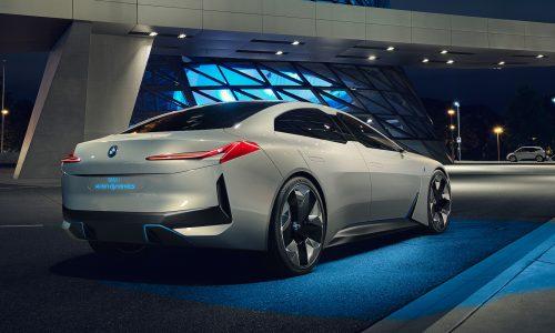 BMW i Vision Dynamics concept previews future Gran Coupe