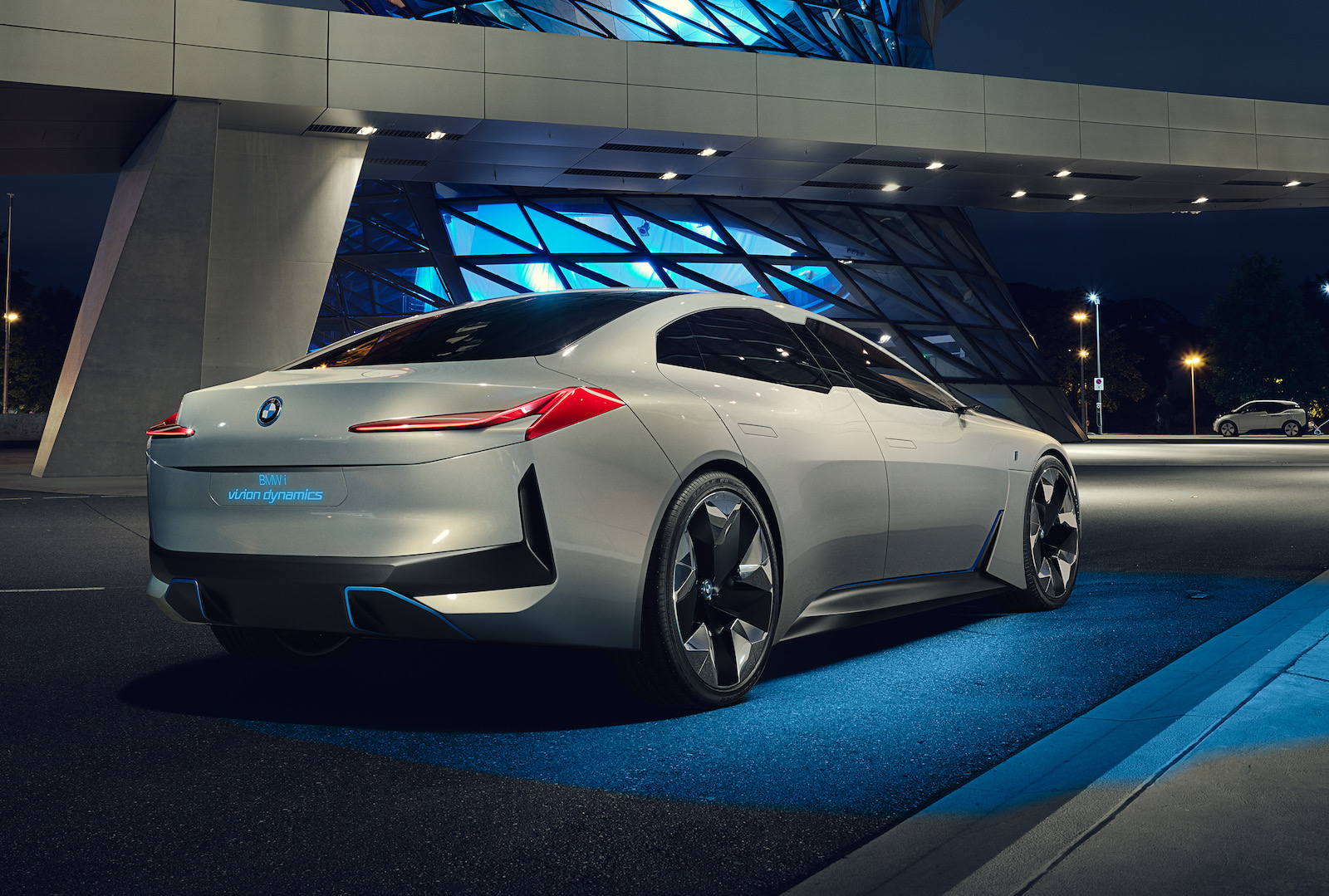 BMW i Vision Dynamics concept previews future Gran Coupe ...