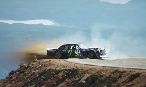 Video: Ken Block does his thing up Pikes Peak
