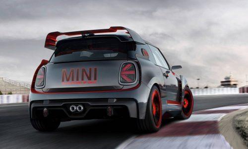 MINI creates most insane JCW yet; the GP Concept