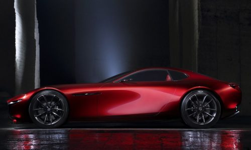 New Mazda RX rotary concept to debut at Tokyo show – report
