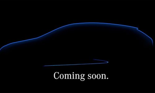 Mercedes-Benz Concept EQ A to debut at Frankfurt, previews A-Class size EV