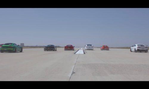 Video: Motor Trend's World's Greatest Drag Race 7
