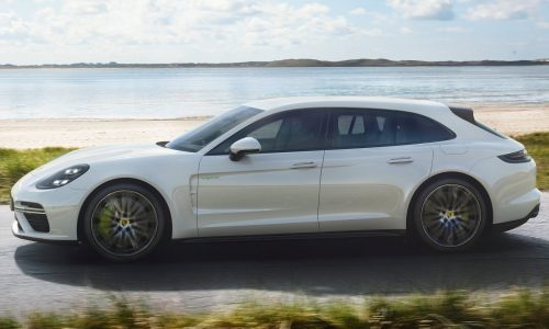 Porsche Panamera Turbo S E-Hybrid Sport Turismo confirmed for Australia