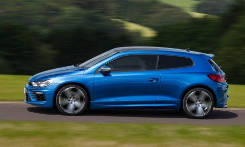 Volkswagen Scirocco production comes to an end