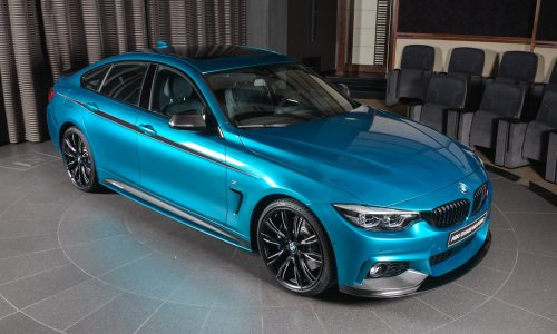BMW Aba Dhabi gives 440i GC full M Performance options