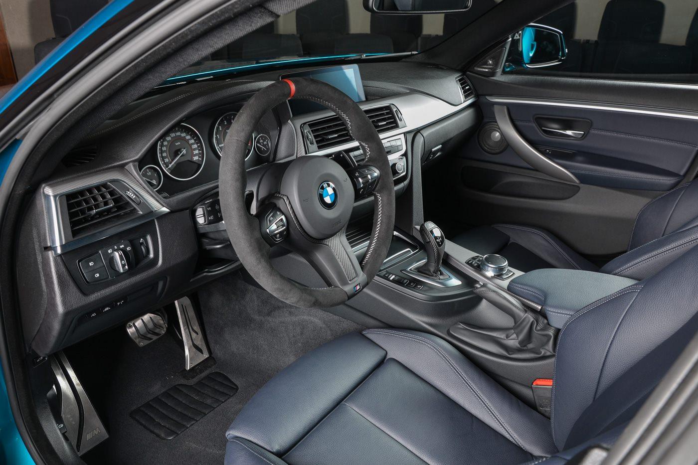 2017 BMW 440i Gran Coupe M Performance Interior