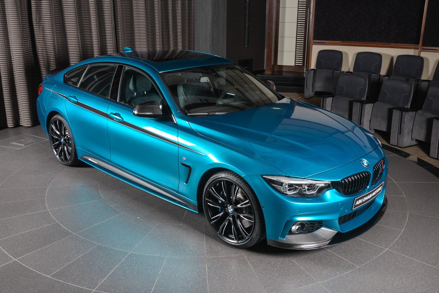 BMW Aba Dhabi gives 440i GC full M Performance options ...