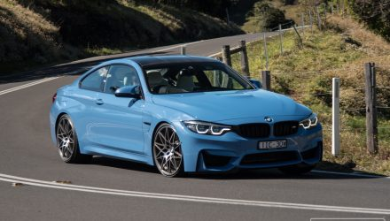 2017 BMW M4 Competition LCI review (video)