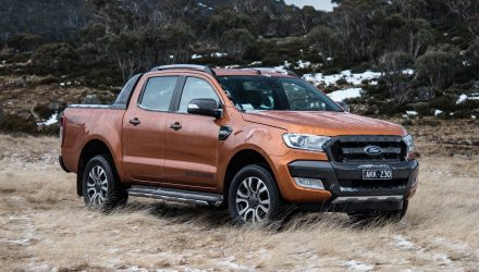 2017 Ford Ranger Wildtrak review (video)