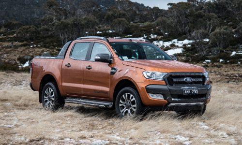 2017 Ford Ranger Wildtrak review (video)