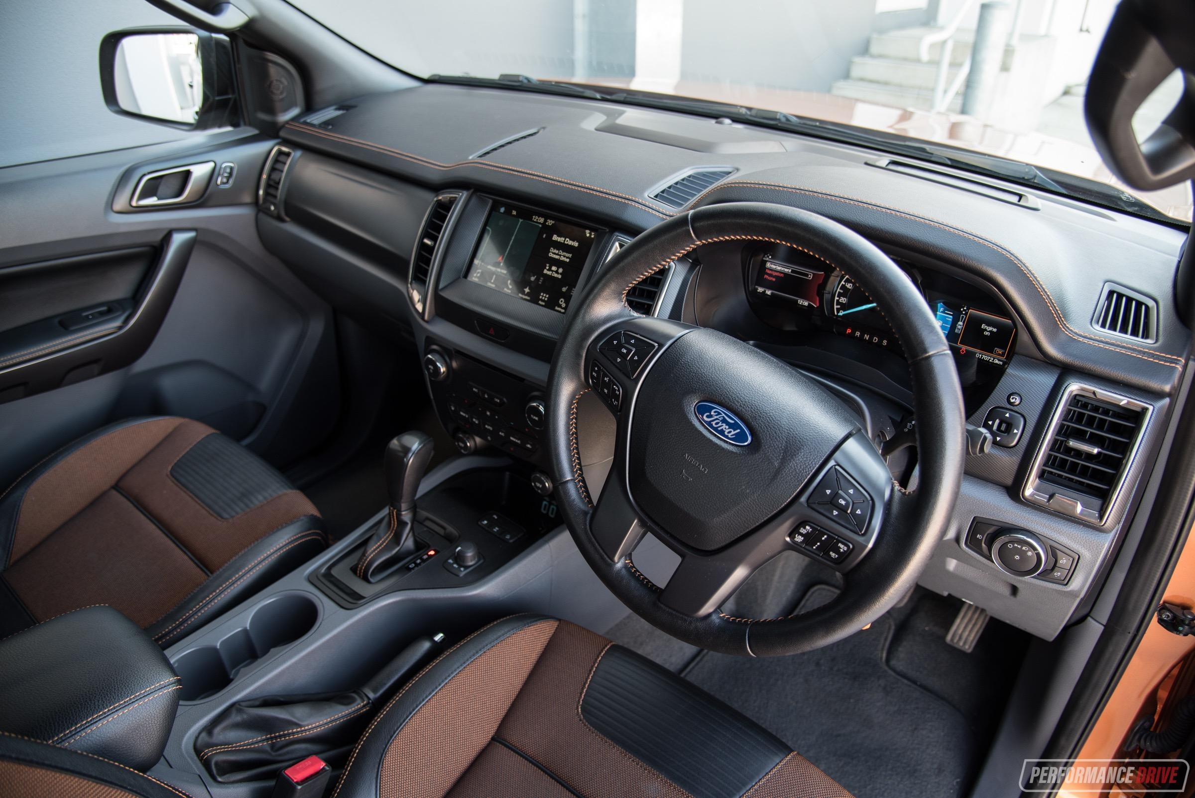 2017 Ford Ranger Wildtrak review (video) | PerformanceDrive
