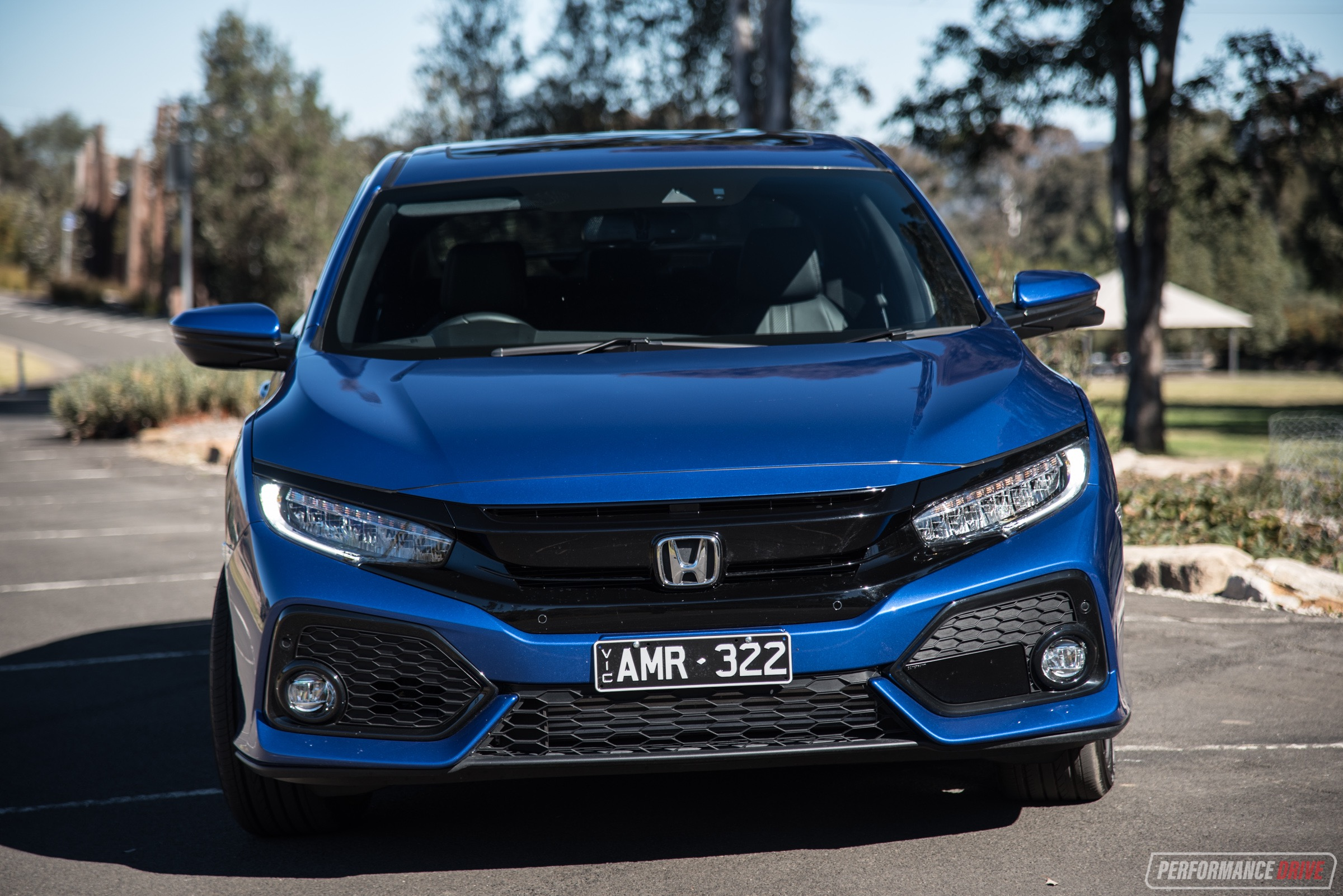 2017 Honda Civic VTi-LX hatch review | PerformanceDrive