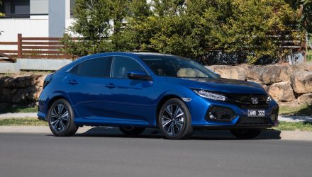 2017 Honda Civic VTi-LX hatch review